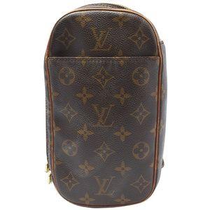Louis Vuitton Pochette Gange Monogram bag (143672)